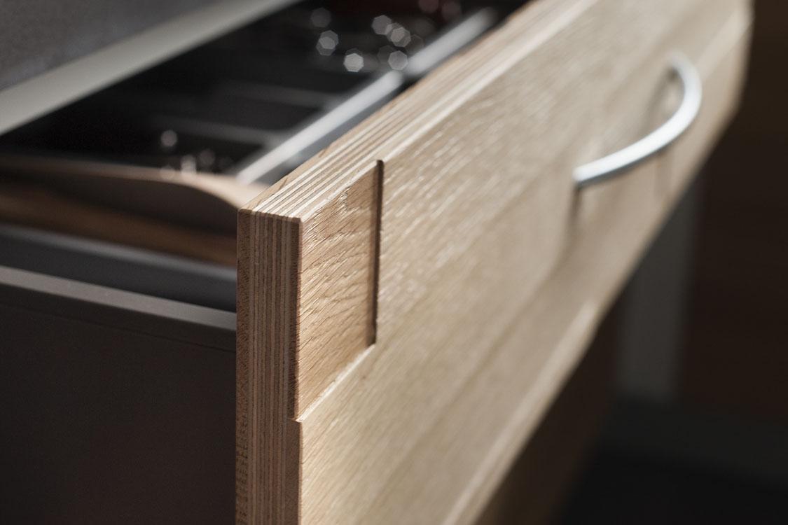 Cucina su misura zanini alcide artigiani del legno in verona for Mobili zanini